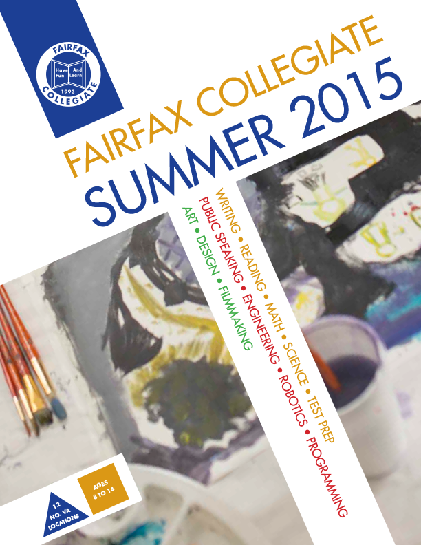 Fairfax Collegiate 2015 Catalog